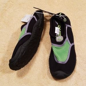 Champion Geo Flo 2 Kids Swim/Athletic Shoes in 2/3